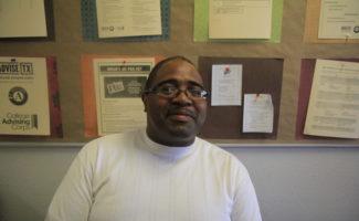 EDHS Counselor Mr. Hickman